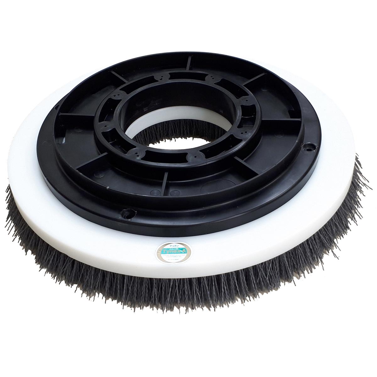 リンレイ タイネックスブラシ 表面洗浄ブラシ 青 18インチ 945903