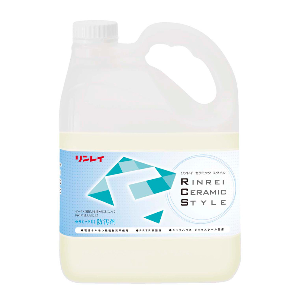 リンレイ セラミック用 防汚剤 4L (3本入) 717034