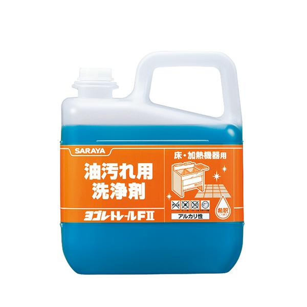 サラヤ ヨゴレトレール F2 5kg (カップ&ノズルセット 別売) (3個入) 30822