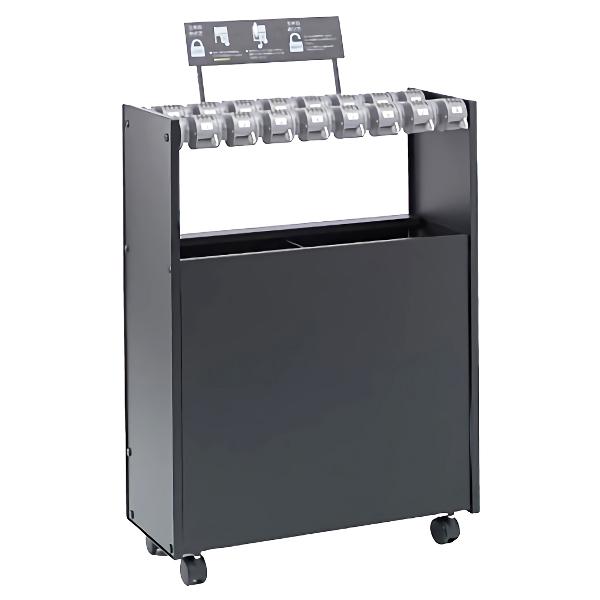 【単品配送】 テラモト ストアスタイル StoreStyle 傘立Case16 ダイヤル UB-271-216-0