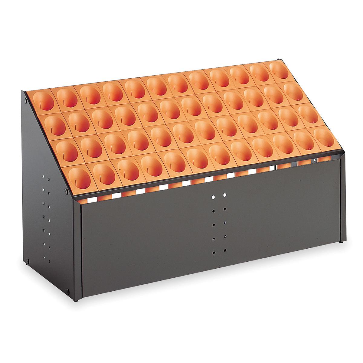 テラモト オブリークアーバン C48 オレンジ (代引不可) UB-285-248-7