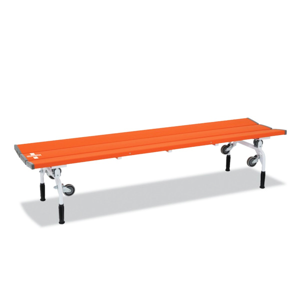 テラモト レスキューベンチ レスキューオレンジ (代引不可) BC-309-018-5