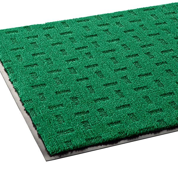 テラモト 雨天用マット エコレイン 180cm×10m グリーン (代引不可) MR-026-158-1
