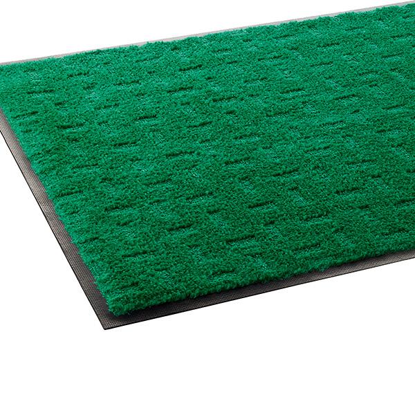 テラモト 雨天用マット エコレイン NBR 900×1500mm グリーン MR-026-046-1