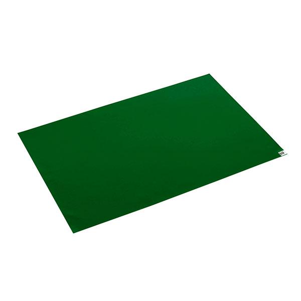 テラモト 粘着マットシートG 緑 60枚層 一般用 600×900mm (4枚入) MR-123-640-1
