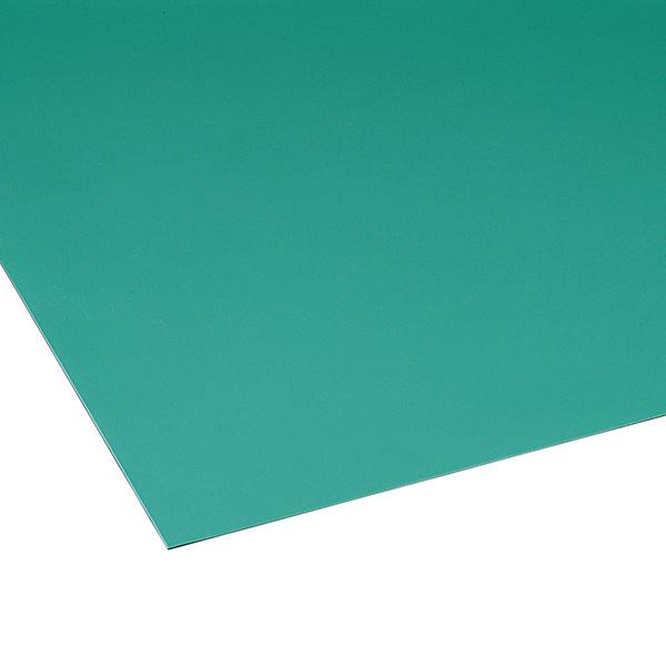 テラモト カラー導電性ゴムシート 2mm厚 1m×20m (代引不可) MR-144-010-1
