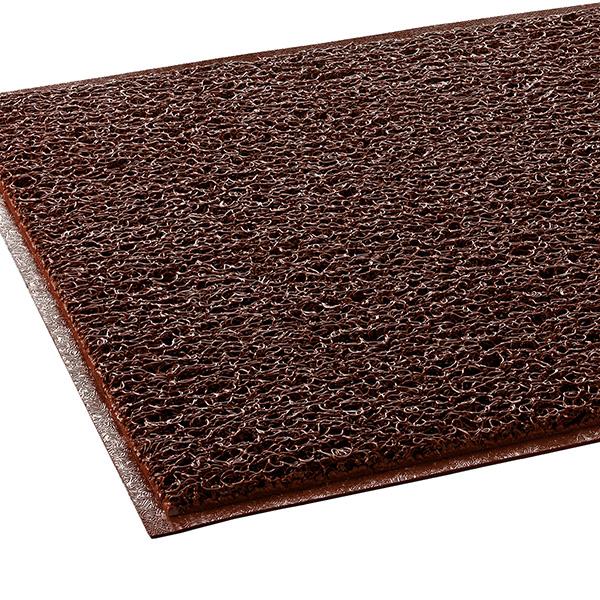 テラモト ケミタングル ハード 90cm巾×6m 茶 (代引不可) MR-139-055-4