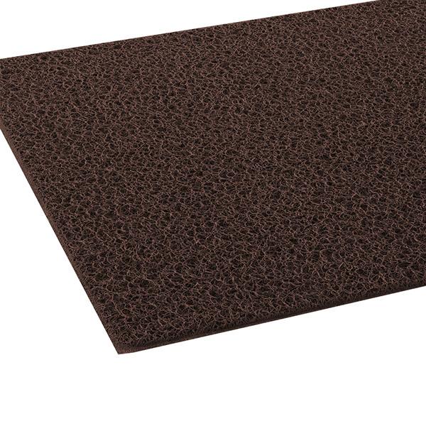 テラモト ケミタングル ソフト 120cm巾×6m 茶 (代引不可) MR-139-258-4