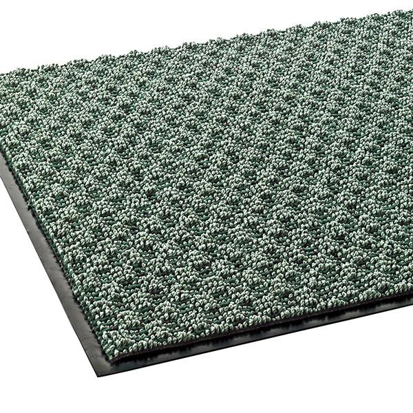 テラモト 雨天用マット ニューリブリードマット 900×1800mm グリーン MR-049-356-1