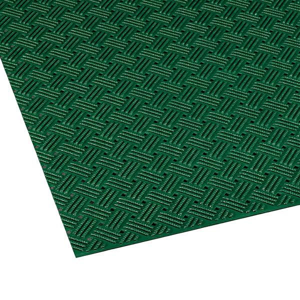 テラモト ダイヤマットグリッド 92cm×10m 緑 (代引不可) MR-159-000-1