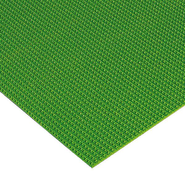 テラモト ダイヤマット 1m×10m 緑 (代引不可) MR-143-062-1