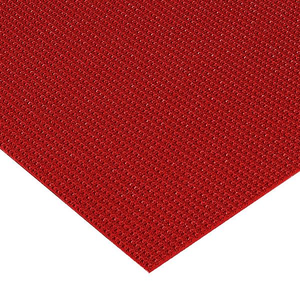テラモト ダイヤマット 1m×10m 赤 (代引不可) MR-143-062-2