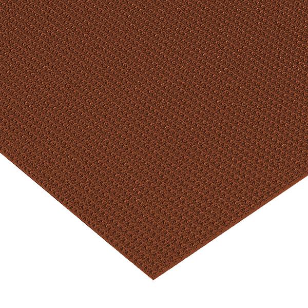 テラモト ダイヤマット 1m×10m 茶 (代引不可) MR-143-062-4