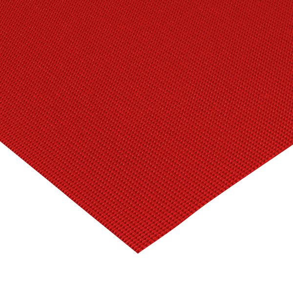 テラモト ダイヤマットAH 45cm×20m 赤 (代引不可) MR-143-100-2