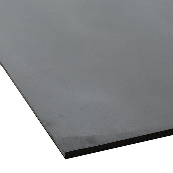 テラモト 平ゴムマット 天然 6mm厚 1m×10m (代引不可) MR-152-410-7