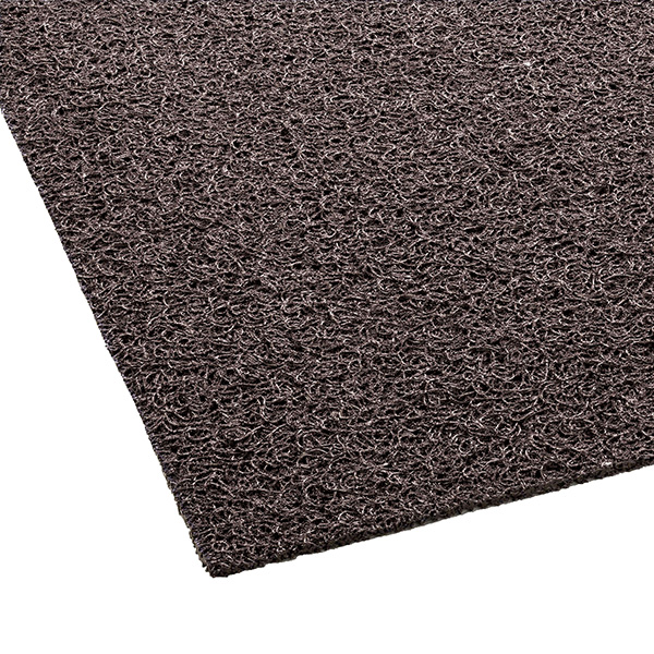 テラモト ケミタングル CNプラス 90cm巾×6m 茶 (代引不可) MR-136-055-4