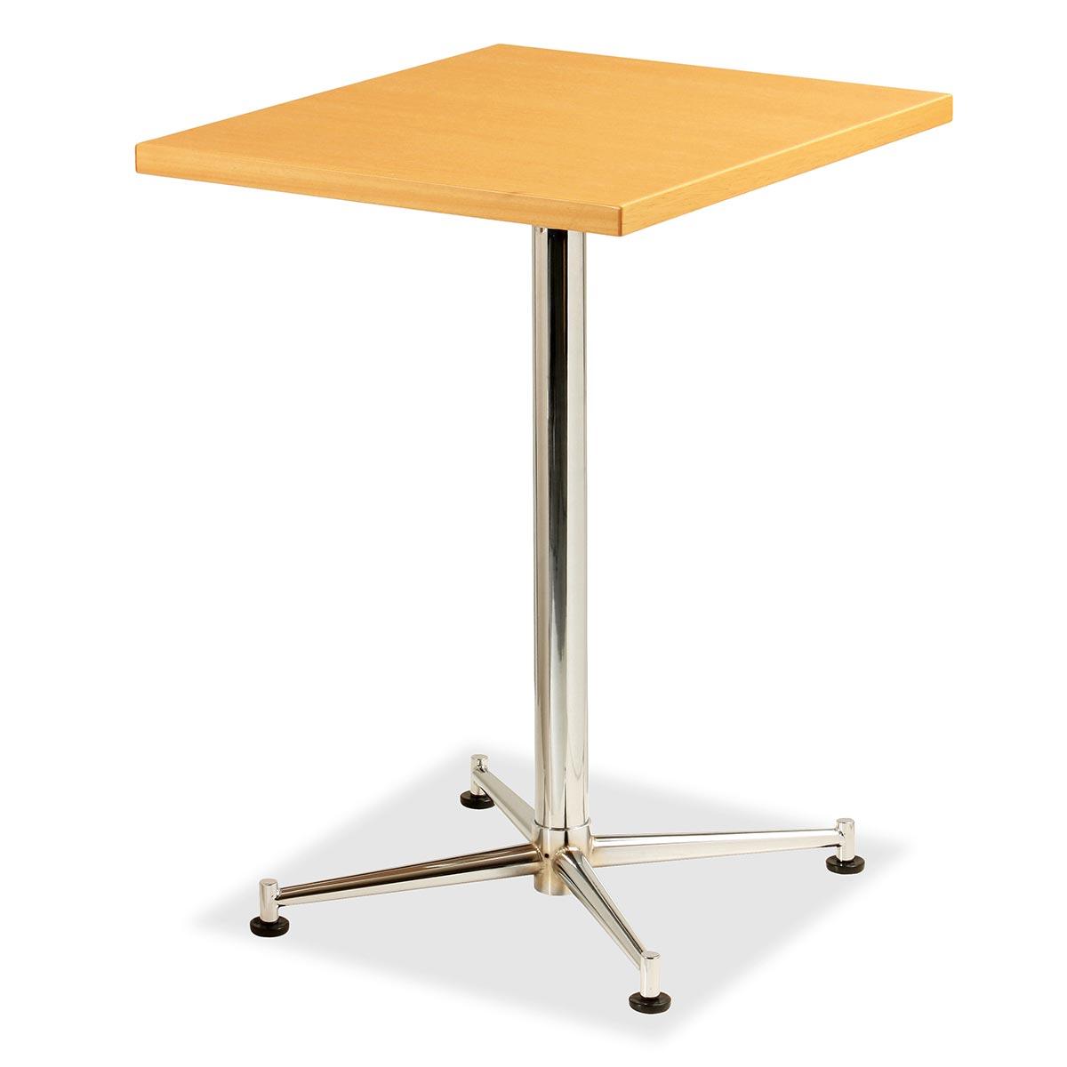 テラモト テーブル KBT-6050M NA ナチュラル OT-630-005-0