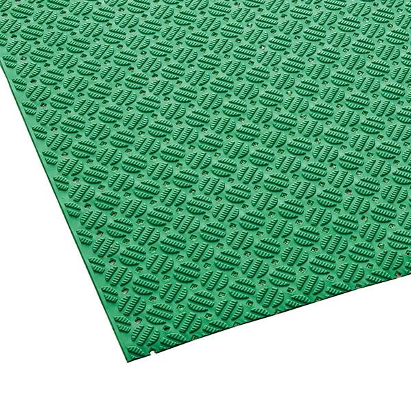 テラモト ダイヤマットAL 緑 92cm×10m MR-143-301-1