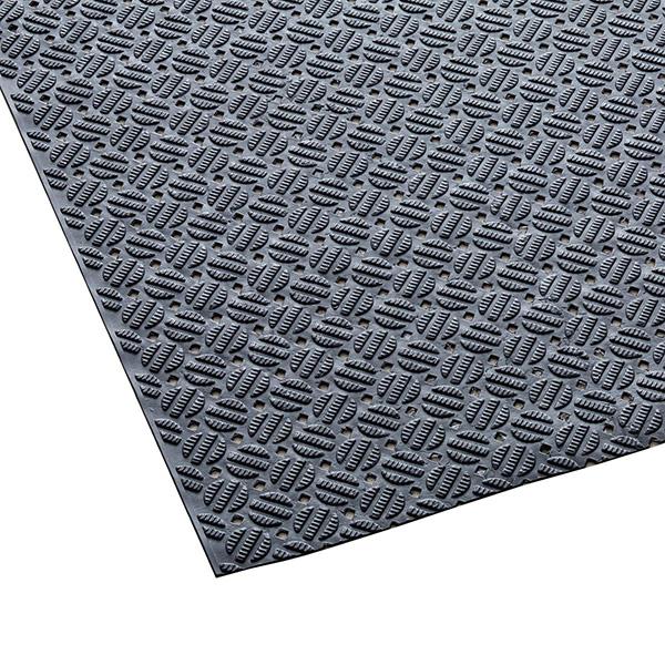 テラモト ダイヤマットAL 黒 92cm×10m MR-143-301-7