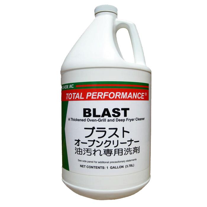 TOSHO ブラストオーブンクリーナー 3.78L (4本入) fl-1495