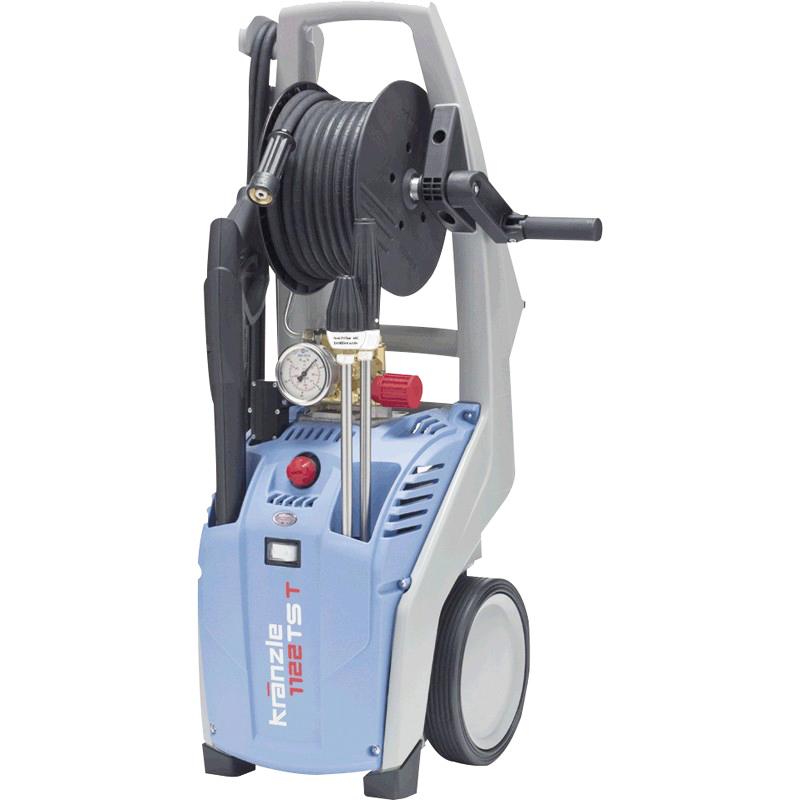 山崎産業 高圧洗浄機 K-1122TST(60Hz) (代引不可) E-159-60