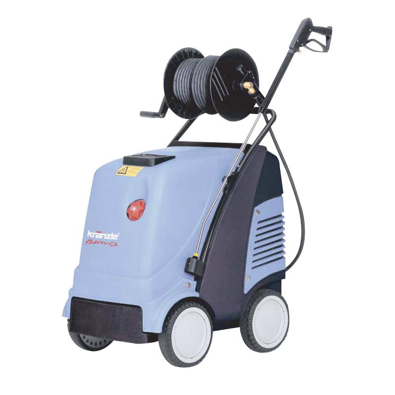 山崎産業 温水高圧洗浄機 サームCA12/150 (代引不可) E-154