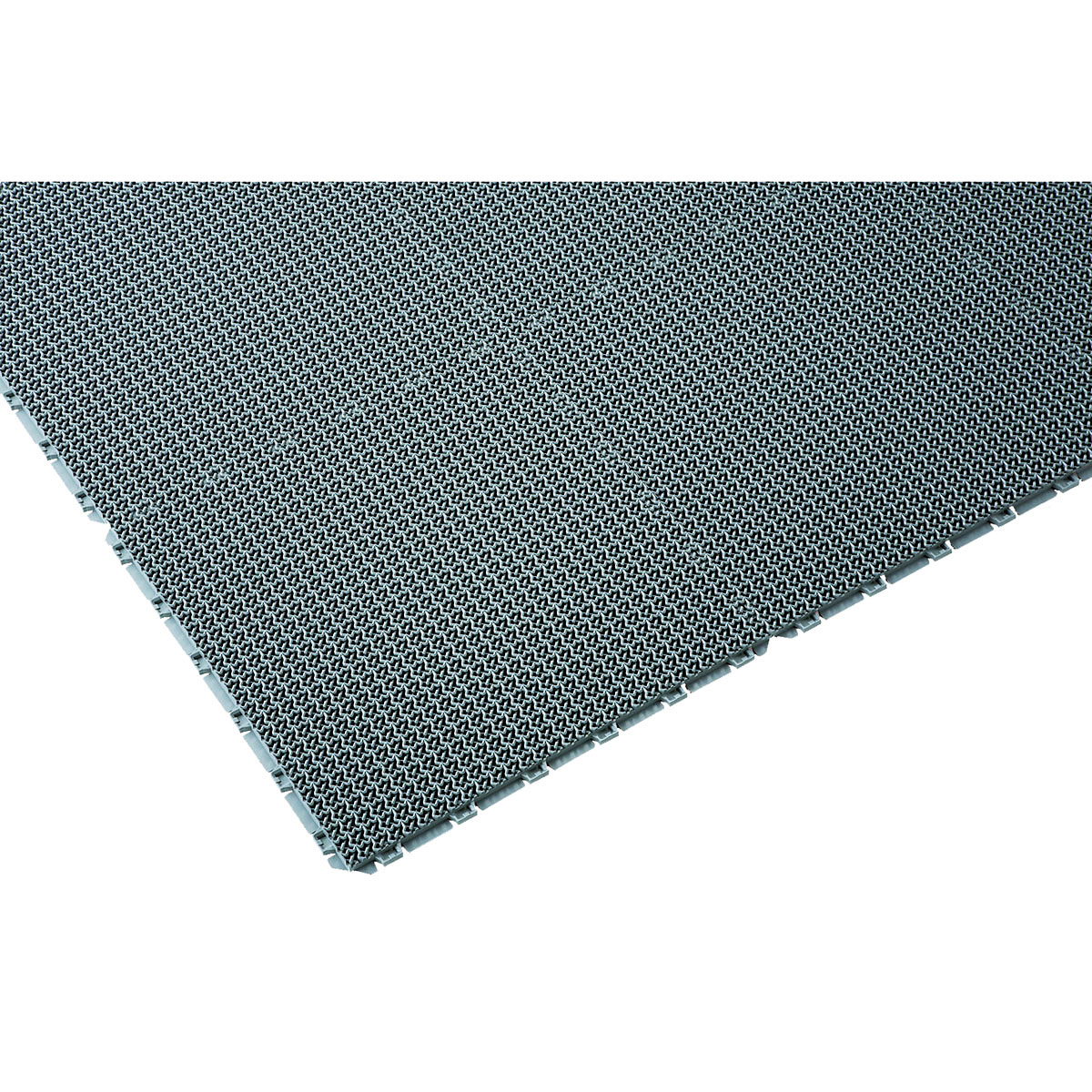 山崎産業 ブイステップマット13 オーダーサイズ縁なし 1平米/価格 GR(灰) F-126-OR