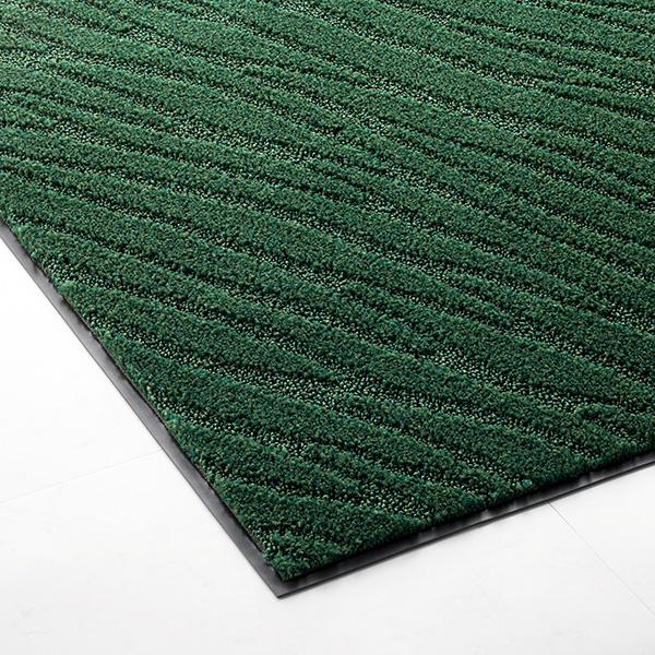 山崎産業 ロンステップマット タフ500 #15 900×1500mm G(緑) F-224-15