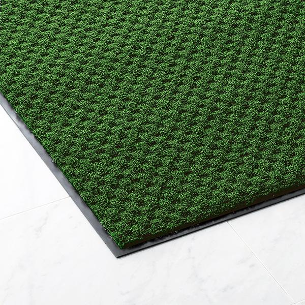 山崎産業 ロンステップマット タフ300 #18 900×1800mm G(緑) F-124-18-G