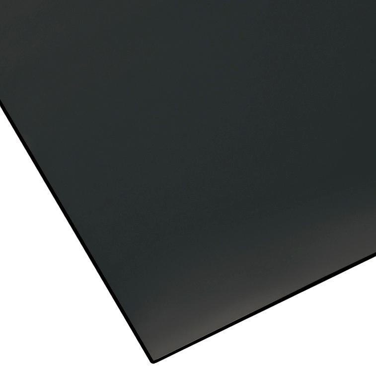 山崎産業 導電ラバーシート 2mm厚 1m×10m 黒 (代引不可) F-184-1-2