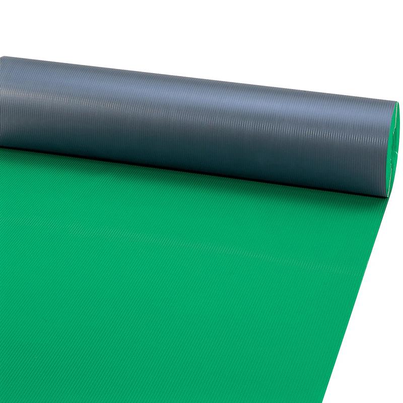 山崎産業 ニュービニールシート B山 910mm×20m G(緑) (代引不可) F-169-B