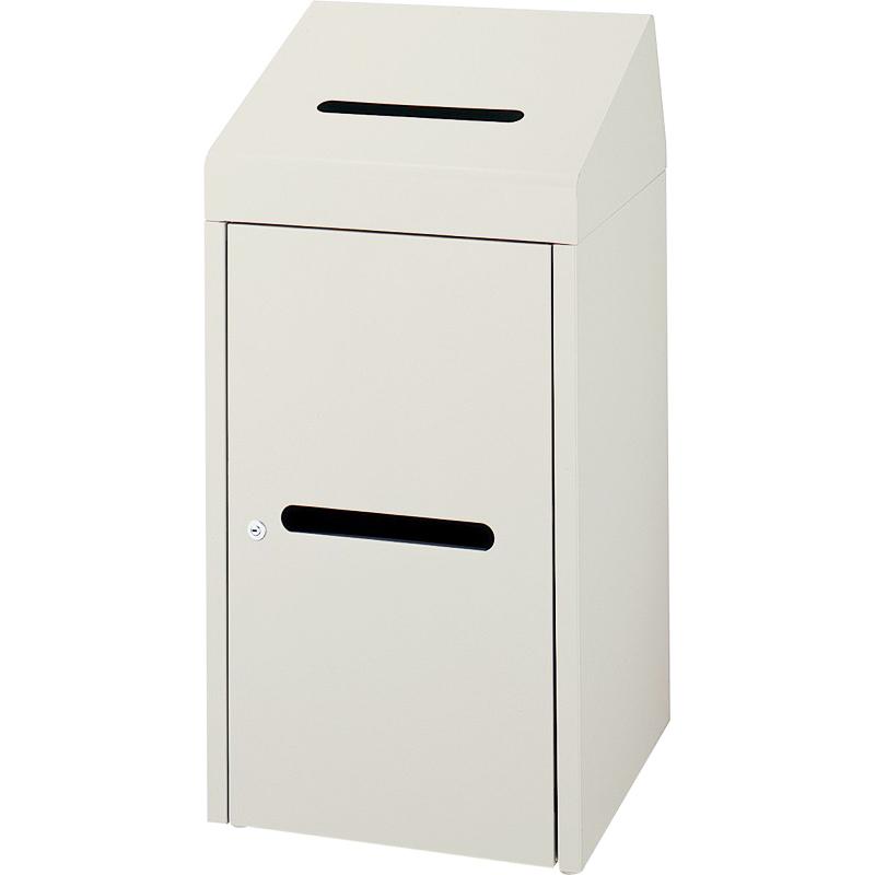 山崎産業 機密文書回収ボックス A4 (代引不可) YW-169L-ID
