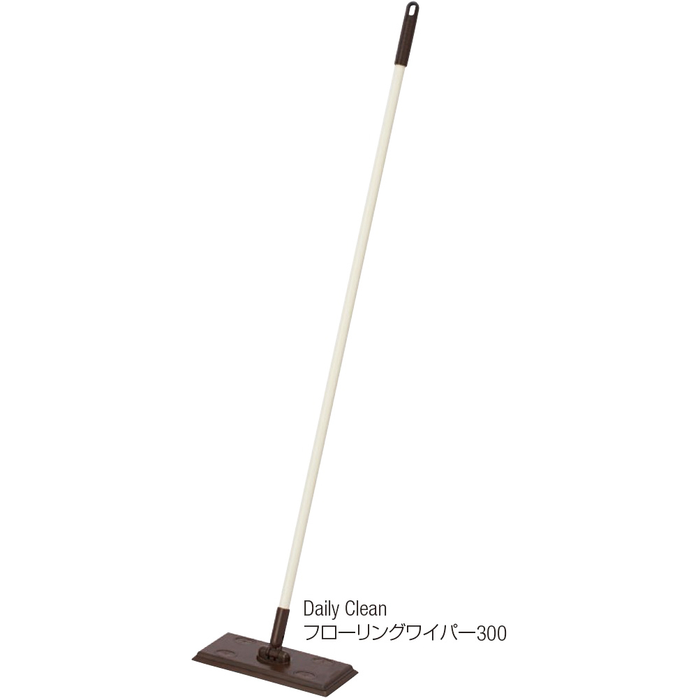 山崎産業 Daily Clean フローリングワイパー300 (36本入) DU706-000X-MB