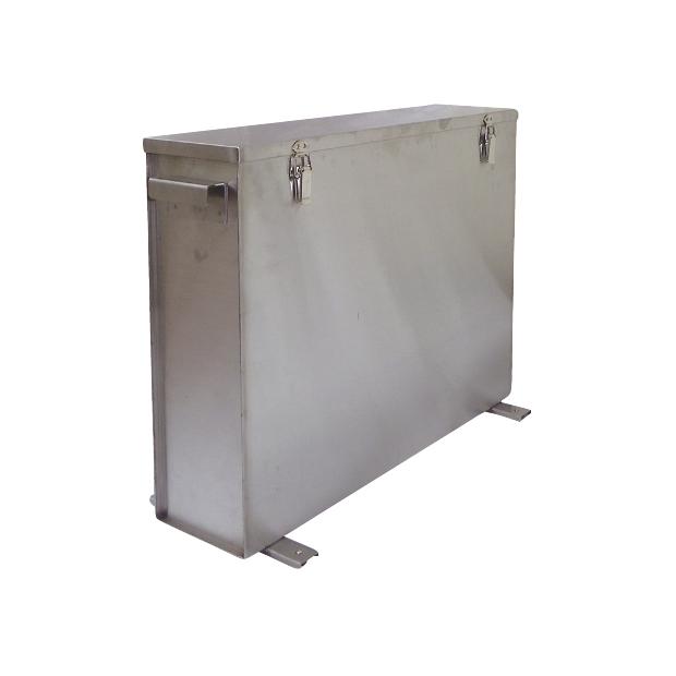 横浜油脂工業 Linda アルミレンジフィルター洗浄槽 容量26L 3951