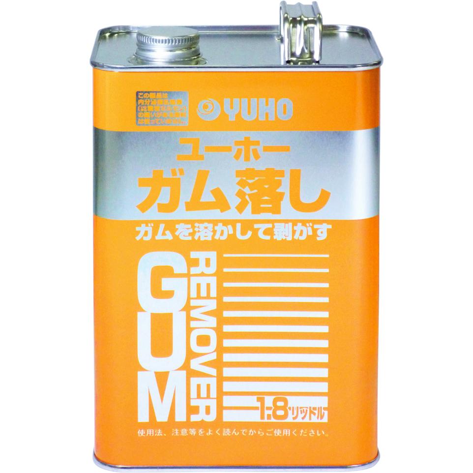 ユーホーニイタカ ガム落とし 1.8L(缶) (4本入) 【代引不可】 141090