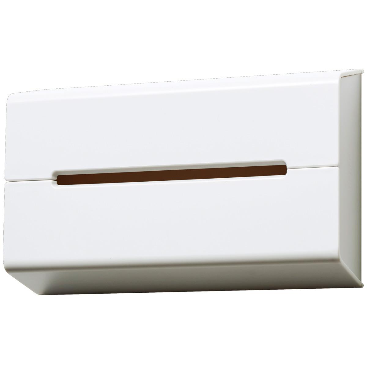 送料無料 ideacoのティッシュケース WALL 壁掛けティッシュケースがおしゃれ ティッシュケース ideaco 壁掛けティッシュケース ウォール オシャレ 期間限定今なら送料無料 ティッシュボックス ホワイト イデアコ ティッシュカバー 予約 人気