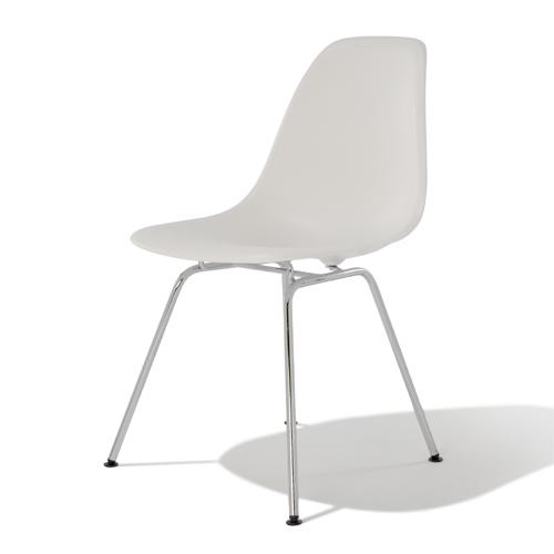 DSX-2 Herman Miller ハーマンミラー Eames Shell Chairs イームズ シェルサイドチェア DSX/ホワイト DSXBUZF【送料無料】_dp05