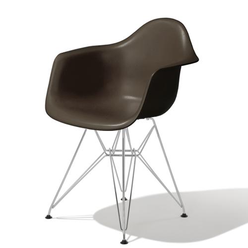 E9-9 Herman Miller ハーマンミラー Eames Shell Chairs イームズ シェルアームチェアDAR/ジャバ DAR.475BE8【送料無料】_dp05