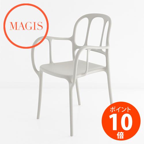 MAGIS (マジス) Mila ミラ チェア SD2100-1738C ホワイト ハイメ・アジョン_dp10