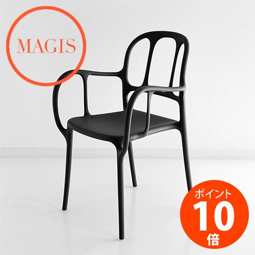 MAGIS (マジス) Mila ミラ チェア SD2100-1769C ブラック ハイメ・アジョン_dp10