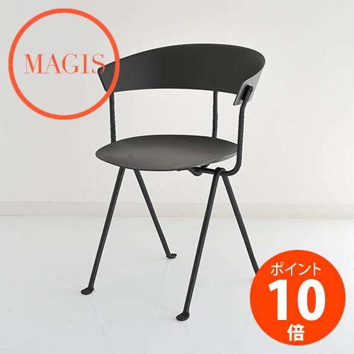 MAGIS (マジス) Officina Chair オフィチーナ チェア SD2051-1763C ブラック×ブラック ロナン&エルワン・ブルレック_dp10