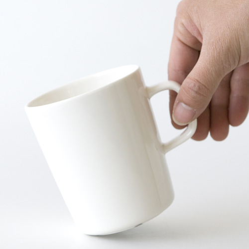 Marimekko OIVA mug / it's Marimekko オイヴァ Oliver white 90 (100)