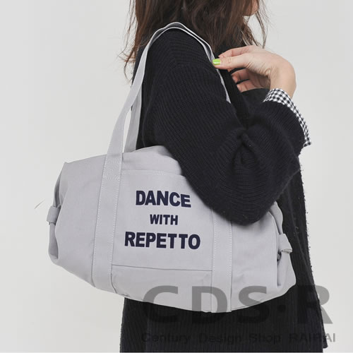 repetto GLIDE DUFFLE BAG ダッフルバッグ(03232/93/B0232DWR)グレー レペット_dp10_n