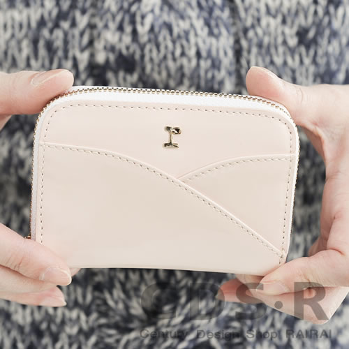 repetto PORTEFEUILLE MONNAIE ZIPPE コインケース(02530/71/M0530VBX)Iconic pink レペット_dp10
