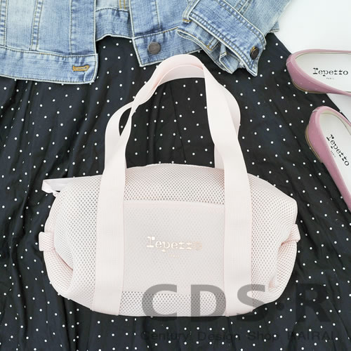 repetto SMALL GLIDE DUFFLE BAG ダッフルバッグ(00231/71/B0231MP)ピンク レペット_dp10