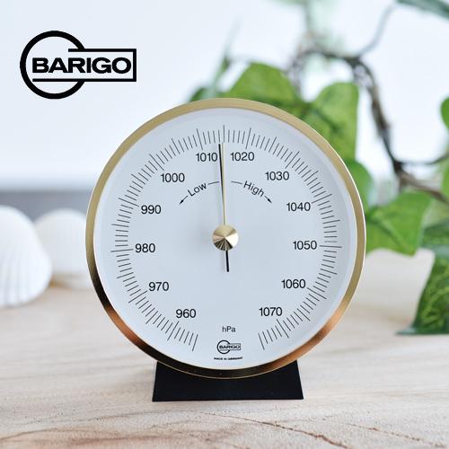 バリゴ 気圧計 ゴールド BARIGO BG0116 _dp10