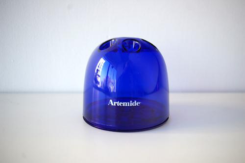 ペン 新商品!新型 立て セール 50%OFF アルテミデ ブルー Artemide DEDALINO デダリーノ ペン立て スーパーセール