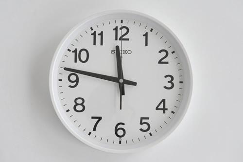 SEIKO 세이 코 전파 벽 시계 KX317W_dp10