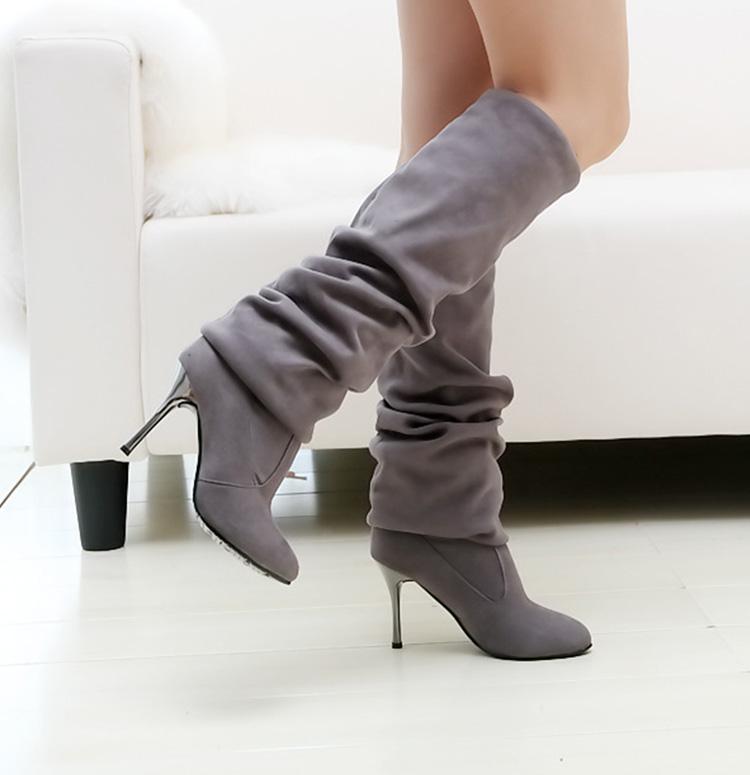 熟女ブーツ画像 アメブロ