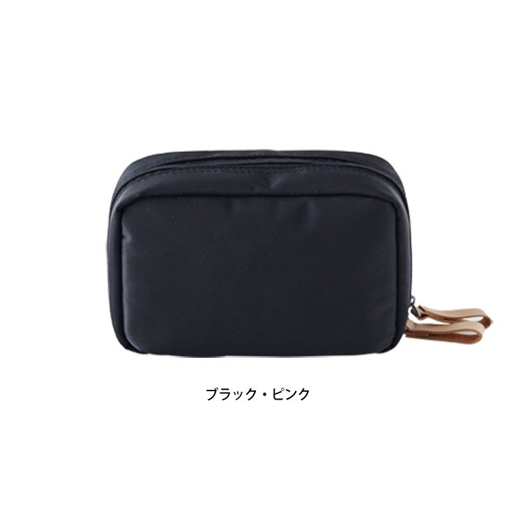 Porch porch make Purch make-up case ithinkso DAY MAKE-UP POUCH vanity bag pouch Cosmo bag zipper simple travel functional wristlet makeup vanity
